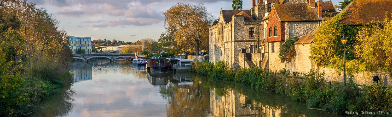 Visit Maidstone in the Heart of Kent - Hideout Widget Build