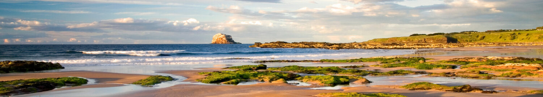 Visit East Lothian Edinburgh's Coast and Countryside - Hideout Widget Build